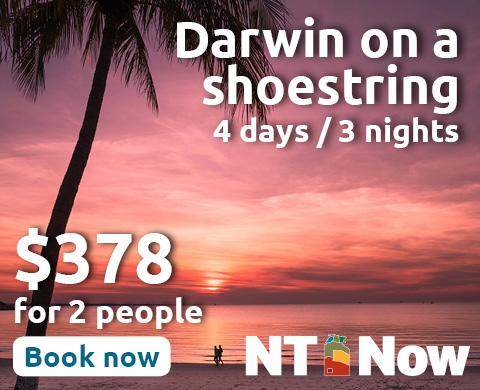 Darwin Budget Short Break at The Cavenagh Hotel - 3, 5, 7 nights
