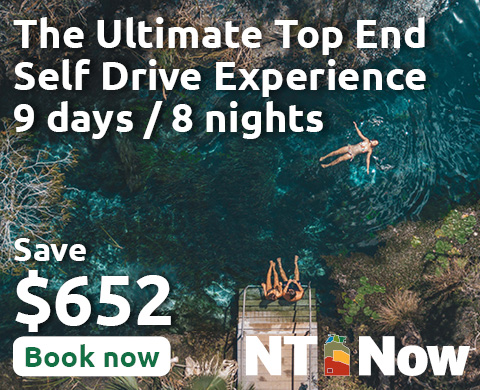 The Ultimate Top End Self Drive Experience