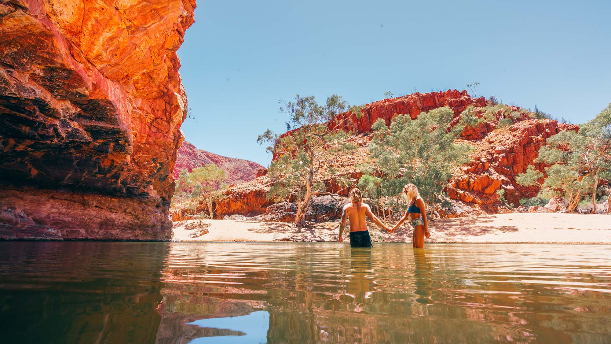 Alice Springs Short Stay with Uluru and the West MacDonnell Ranges - NT Now