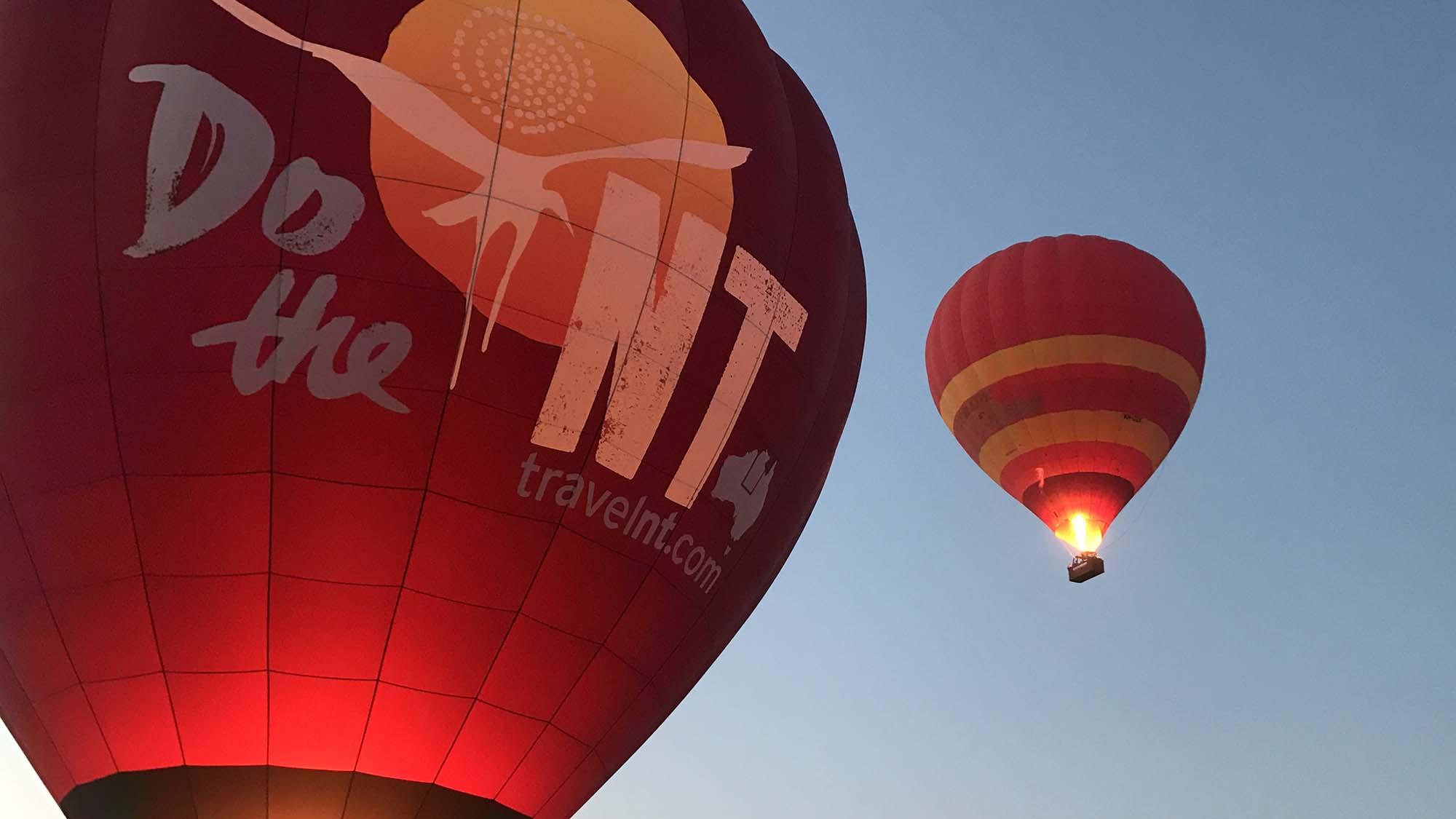 Alice Springs Adventure with Balloon Flight - NT Now