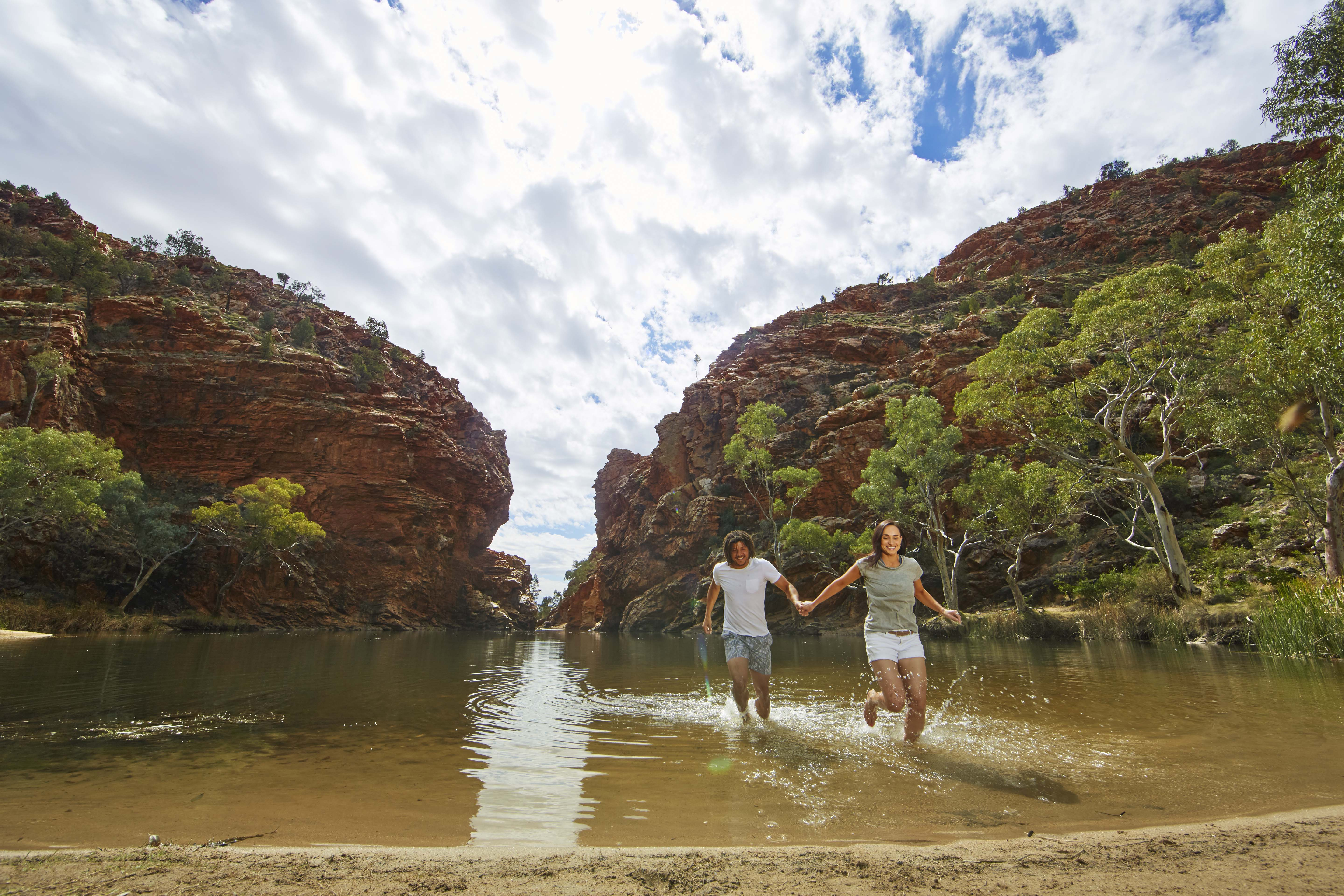 Alice Springs Adventure with Balloon Flight