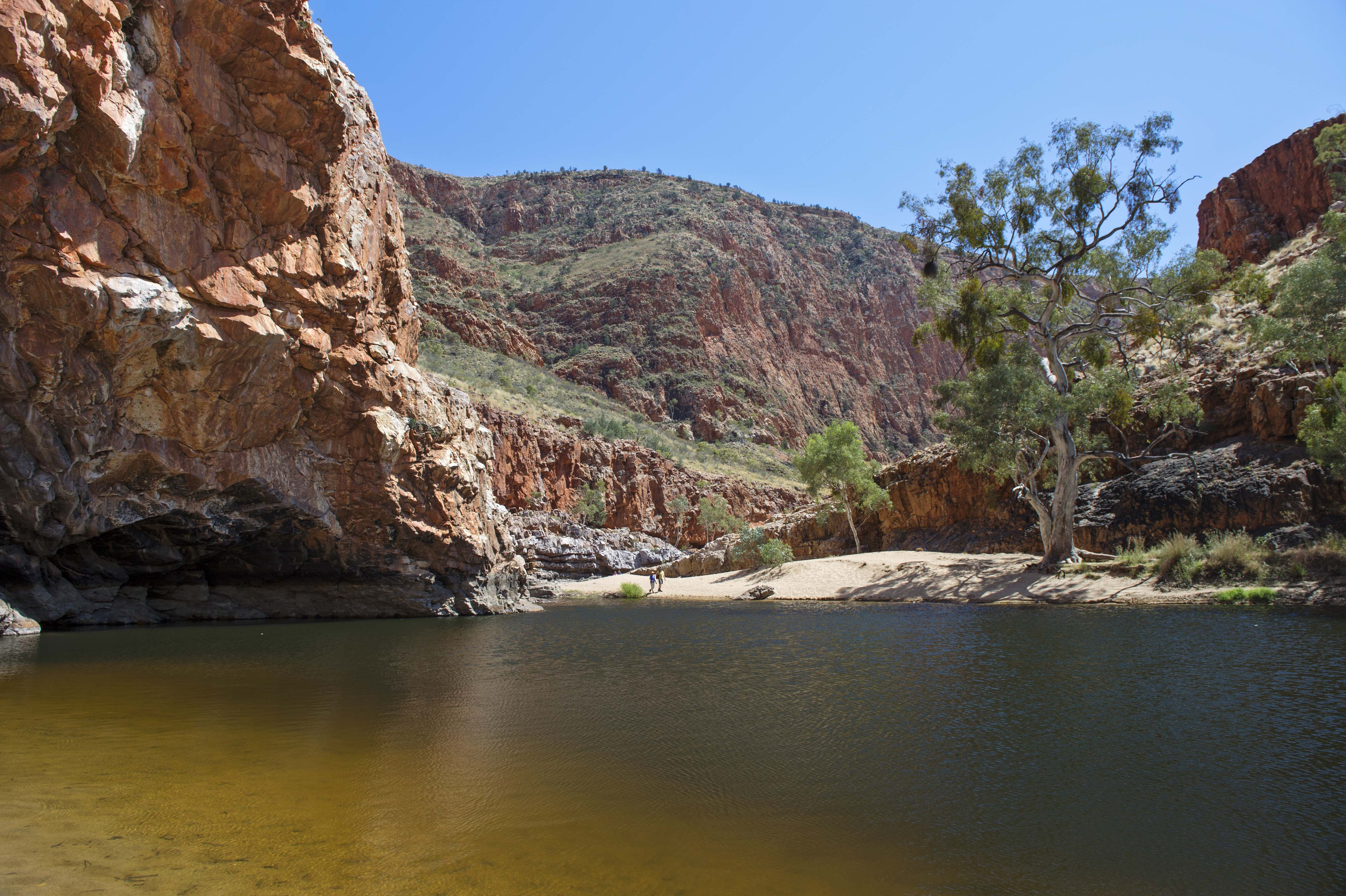 Alice Springs and the West MacDonnell Ranges