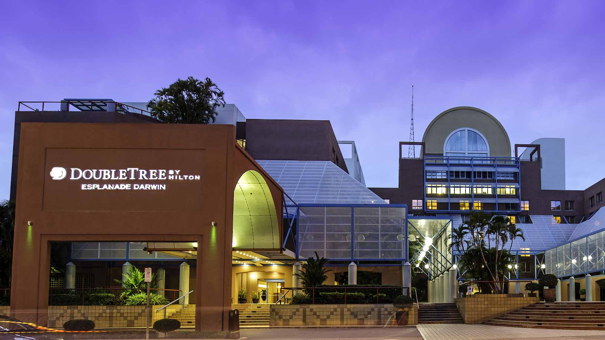 Darwin Short Stay at DoubleTree by Hilton Hotel Esplanade