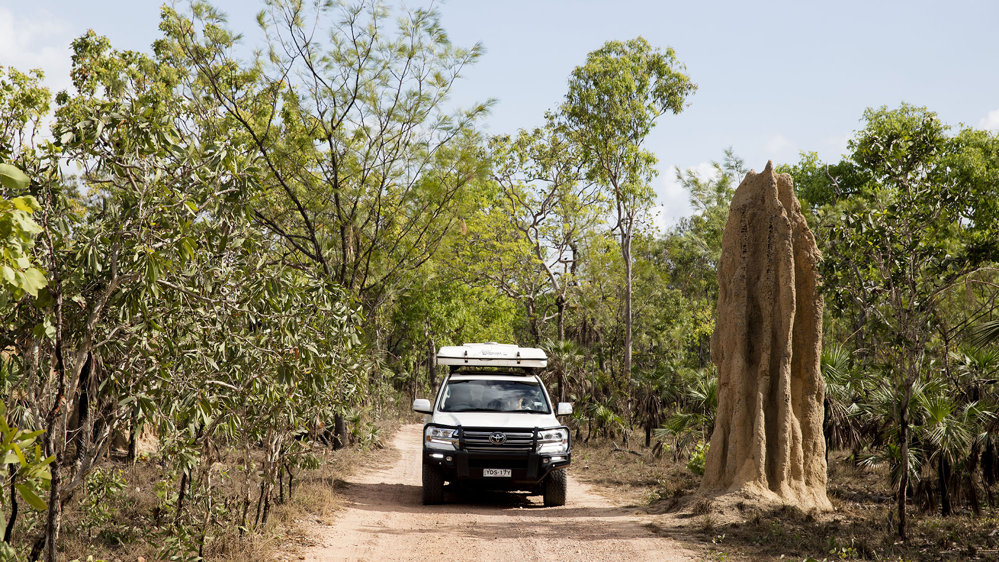 Darwin, Kakadu & Litchfield Adventure for 2 people