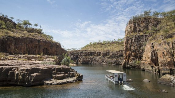 Darwin, Litchfield & Kakadu Complete with The Ghan Expedition - NT Now