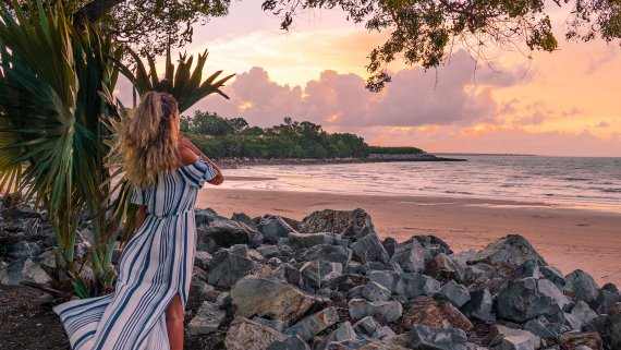 Darwin Short Stay with DoubleTree by Hilton Hotel Esplanade - 3,5,7 nights for 2 people - NT Now
