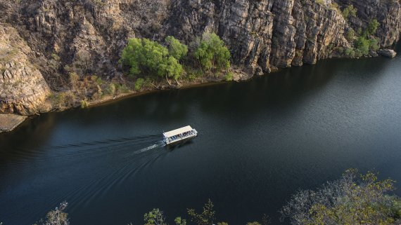 Katherine & Kakadu Self Drive for 2 people - NT Now