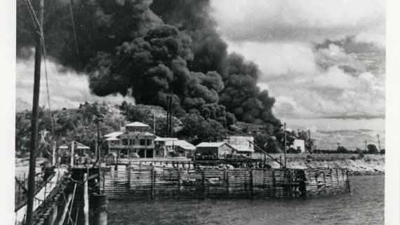 Bombing of Darwin Commemoration for 2 people - NT Now