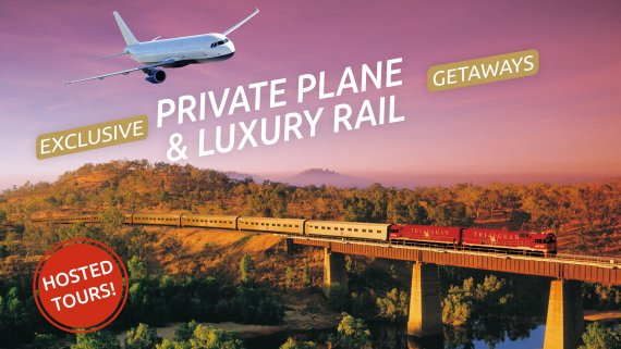 Exclusive Uluru & Darwin Private Charter with The Ghan Northbound - NT Now