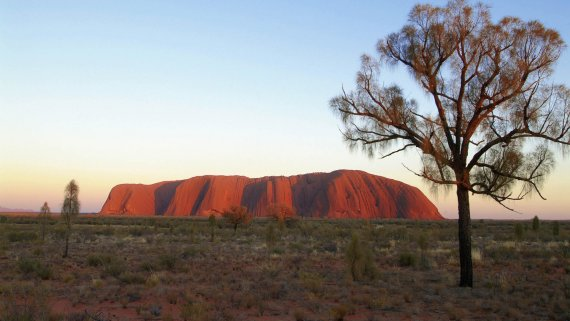 The Ghan & Red Centre with Sails in the Desert - NT Now