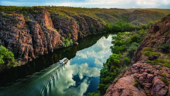 The Ghan Platinum Service & Darwin - NT Now