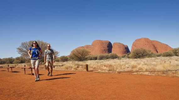 Ultimate Alice Springs & Overnight Uluru with West MacDonnell Ranges for 2 people - NT Now
