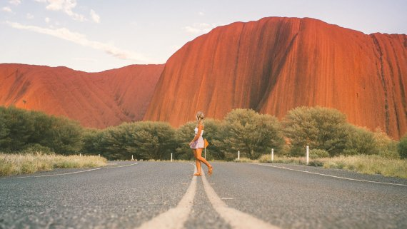 Ultimate Alice Springs and Uluru for 2 people - NT Now