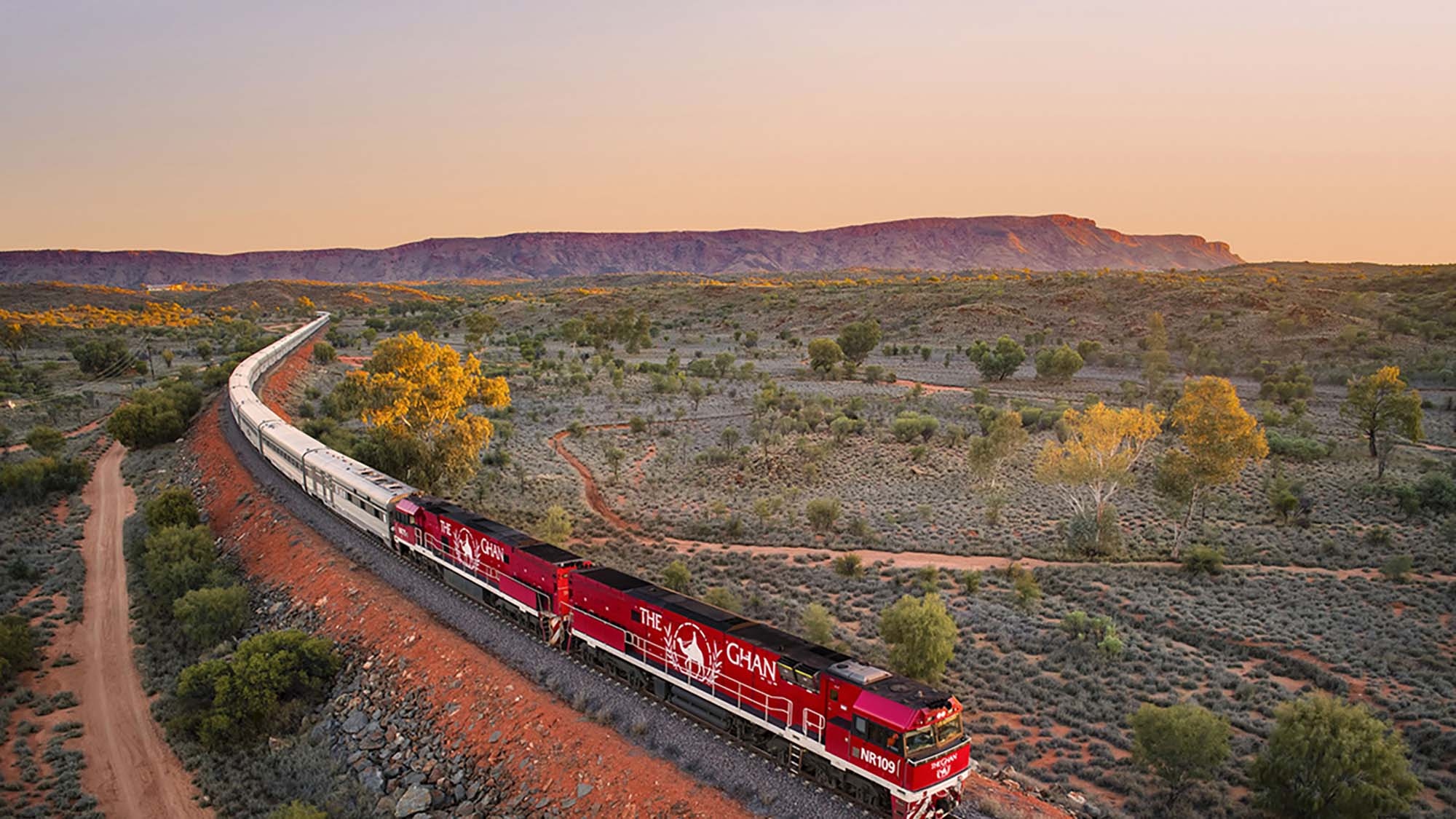 Uluru & Darwin including the Ghan