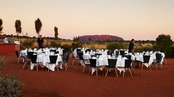 Uluru Getaway featuring Field of Light & Sounds of Silence - NT Now