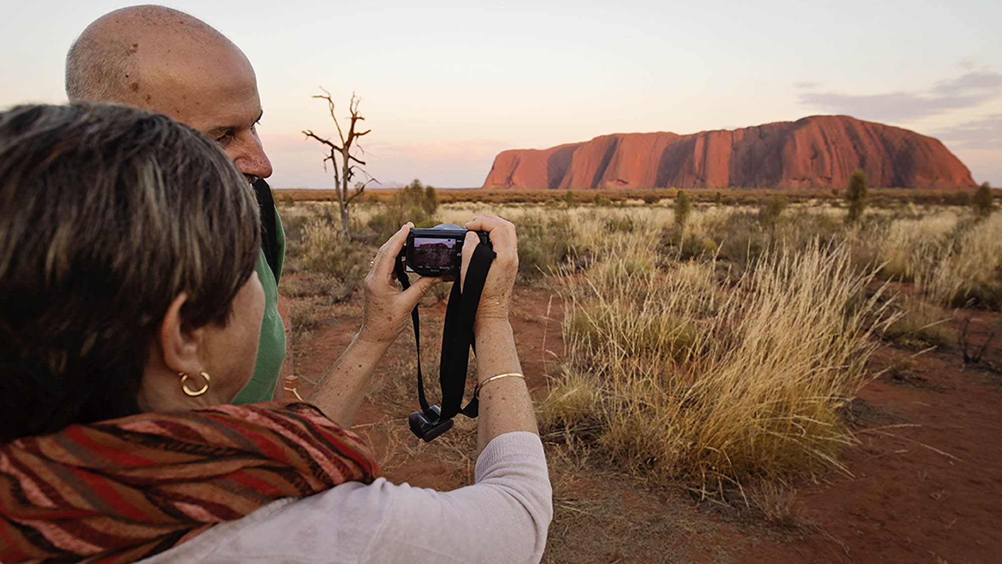 Uluru Short Stay at Sails in the Desert